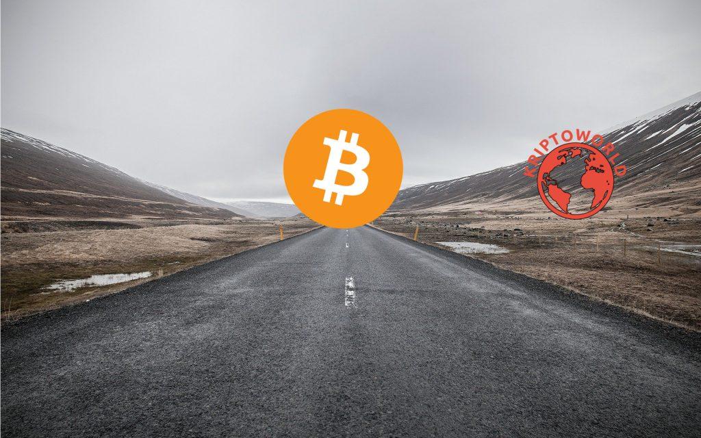 A forgalom alapján jelentős kereslet épül a bitcoin iránt