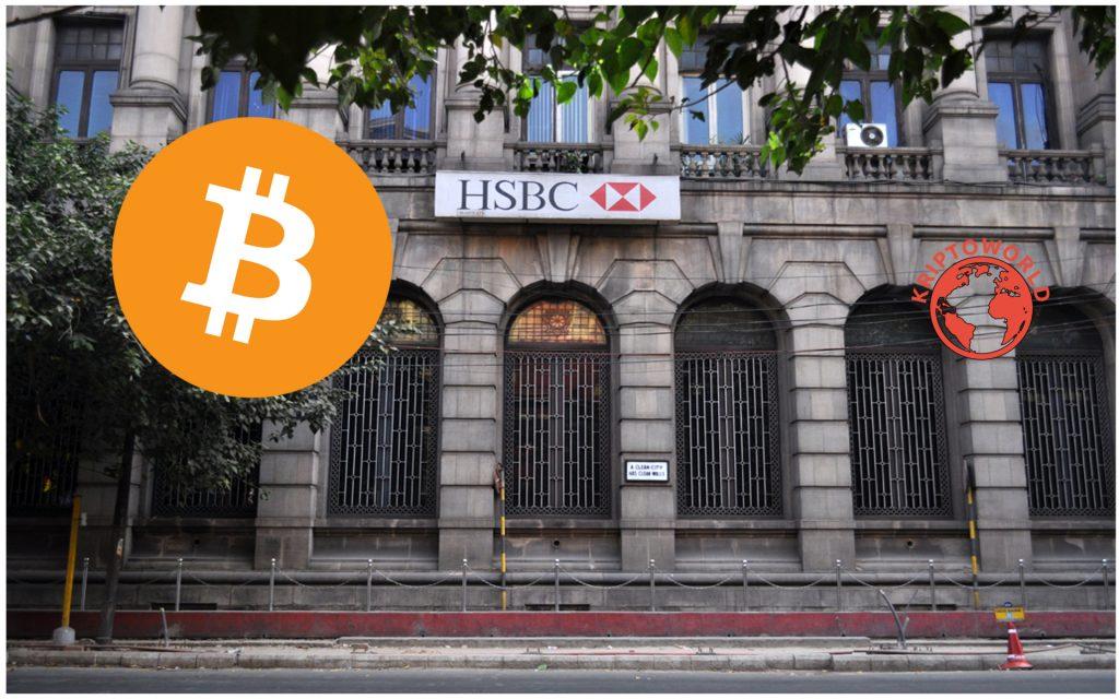 A HSBC megtiltja a bitcoinhoz köthető befektetéseket az ügyfeleinek
